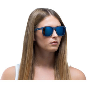 Red Bull SPECT Leap Sunglasses dark blue/smoke-blue